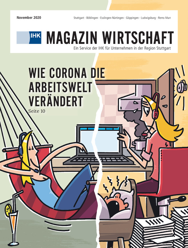 Corona is Changing the Working World